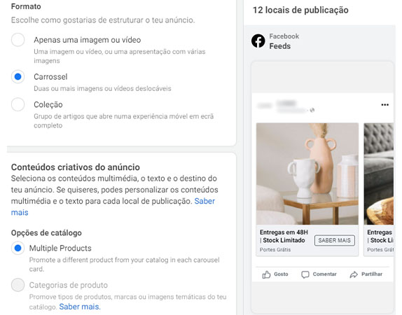 Anúncios Dinâmicos no Facebook: O Que São & Como Criar